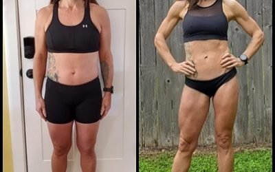 🥦 Chronic Dieter Finally Transforms Physique On High-Carb Plant-Based Diet