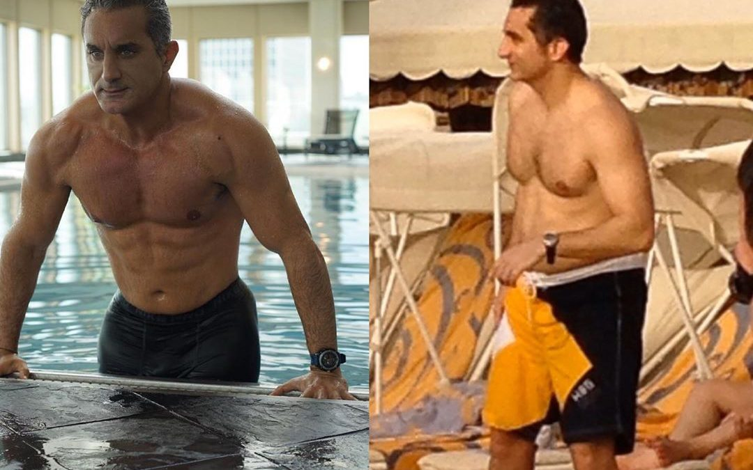 Bassem Youssef Shares Amazing Plant-Based Transformation With His 3.4 Million Followers