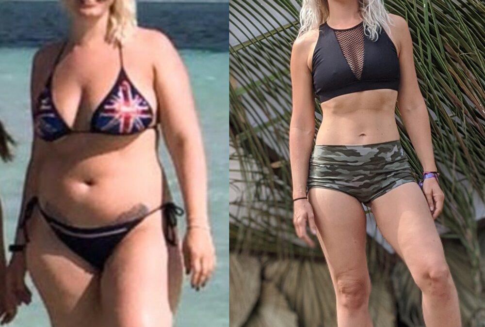 Entrepreneur Credits Alcohol-Free Plant-Based Lifestyle For Weight Loss Transformation